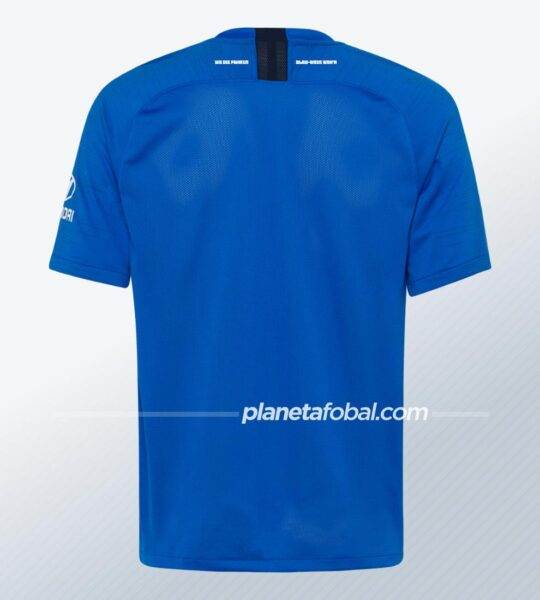 Sondertrikot Nike del Hertha Berlín 2020/21 | Imagen Web Oficial
