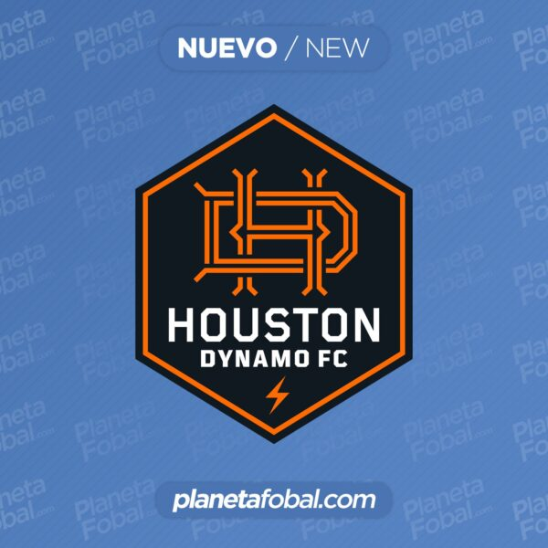 Nuevo escudo del Houston Dynamo FC   Imagen Web Oficial