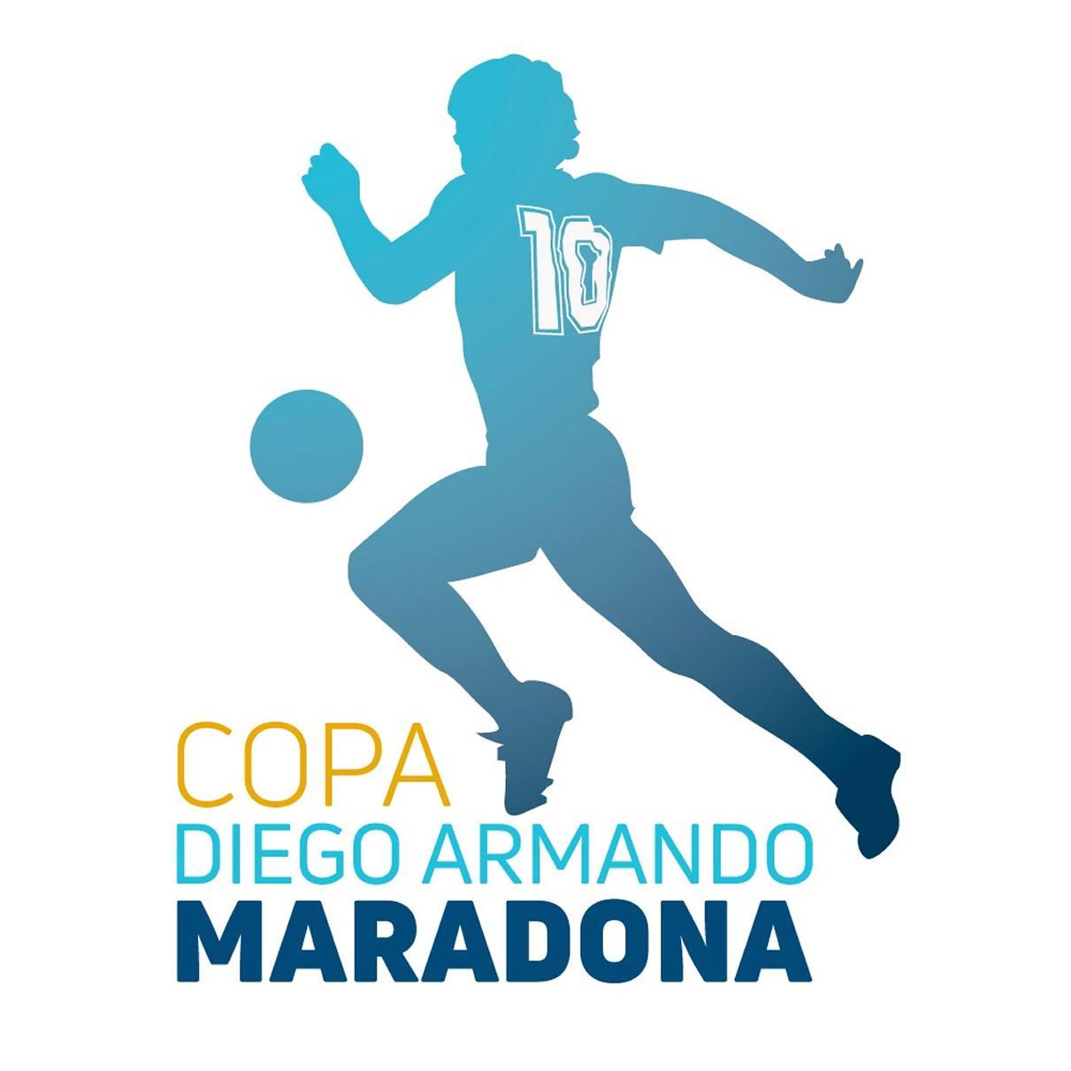 Logo de la Copa Diego Armando Maradona 2020 | Imagen Diario Olé