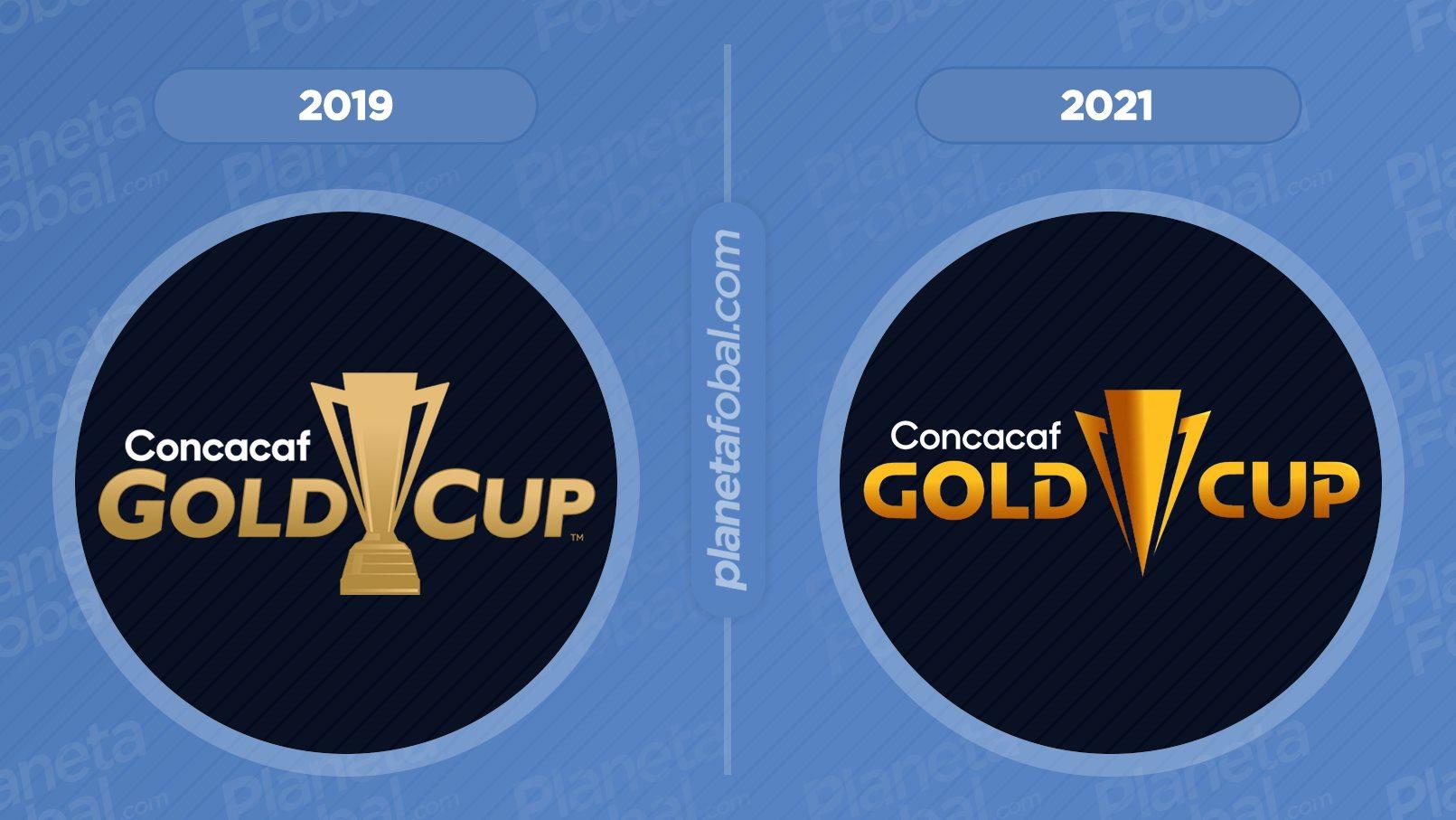Logo oficial de la Gold Cup 2021 | Imagen CONCACAF