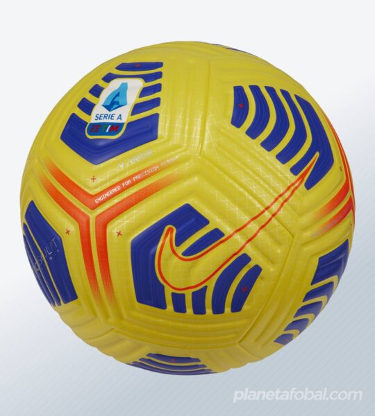 Balón Flight Hi-Vis Serie A 2020/21 | Imagen Nike