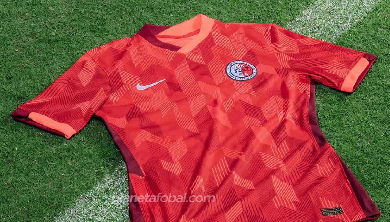 Camisetas de Hong Kong 2020/2021 | Imagen Nike