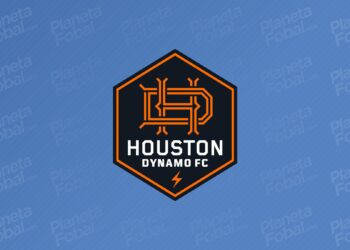Nuevo escudo del Houston Dynamo FC | Imagen Web Oficial