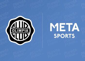 Olimpia anuncia contrato con Meta Sports