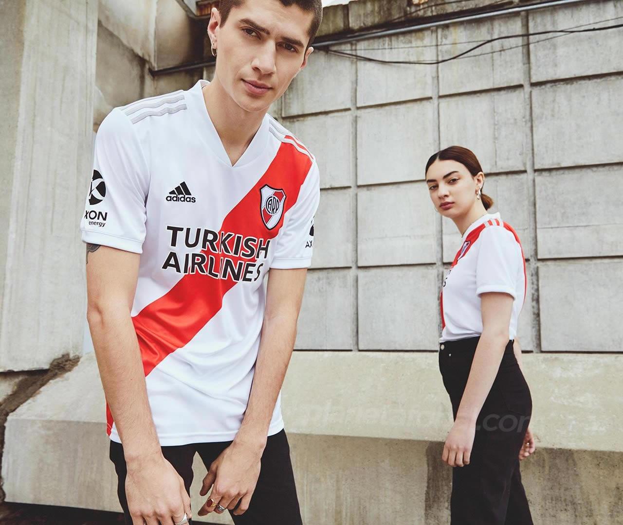 Camiseta titular de River 2020/2021 | Imagen adidas