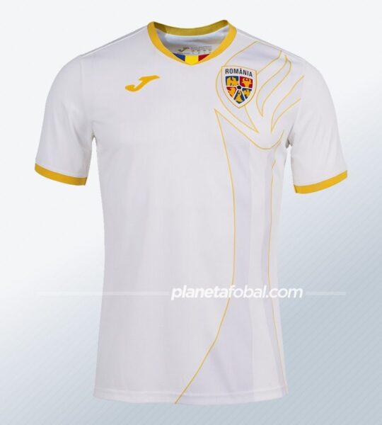 Camisetas Joma de Rumania JJOO 2020 | Imagen FRF