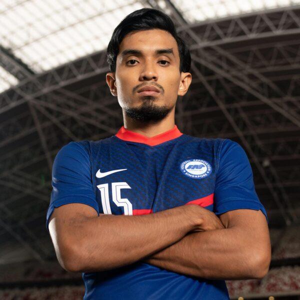 Camisetas Nike de Singapur 2020/21 | Imagen FAS