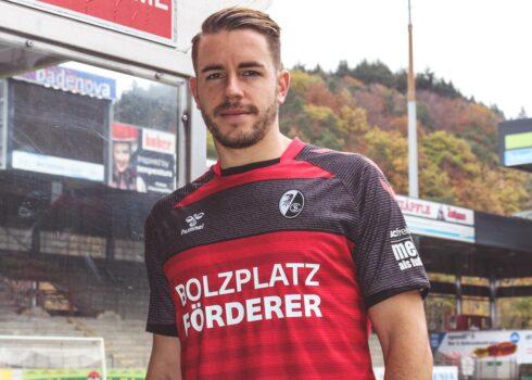 Sondertrikot Hummel del SC Freiburg 2020/21 | Imagen Web Oficial