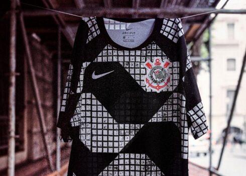 Cuarta camiseta Nike del Corinthians 2020/2021 | Imagen Web Oficial