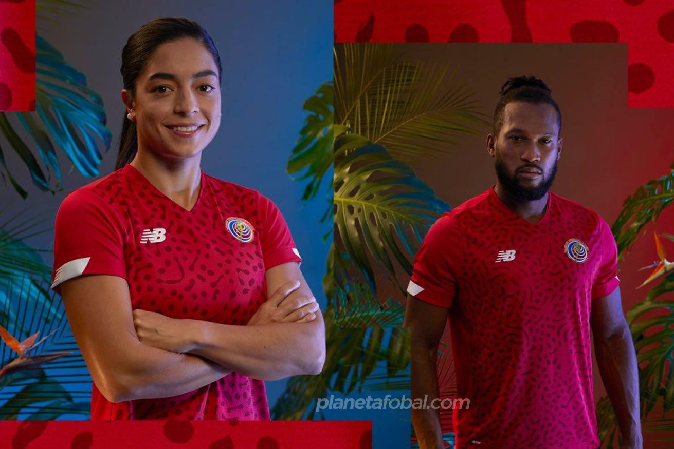 Maillots Costa Rica 2020/2021 | Image New Balance