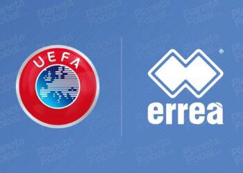 "Erreà nuevo sponsor del ""Kit Assistance Scheme"" de la UEFA"