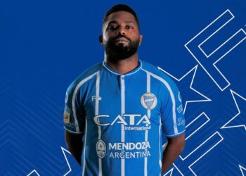 Camiseta Fiume Sport de Godoy Cruz 2020/2021