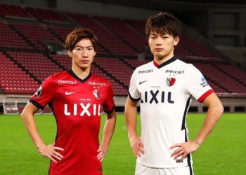 Camisetas Nike del Kashima Antlers 2021 | Imagen Web Oficial