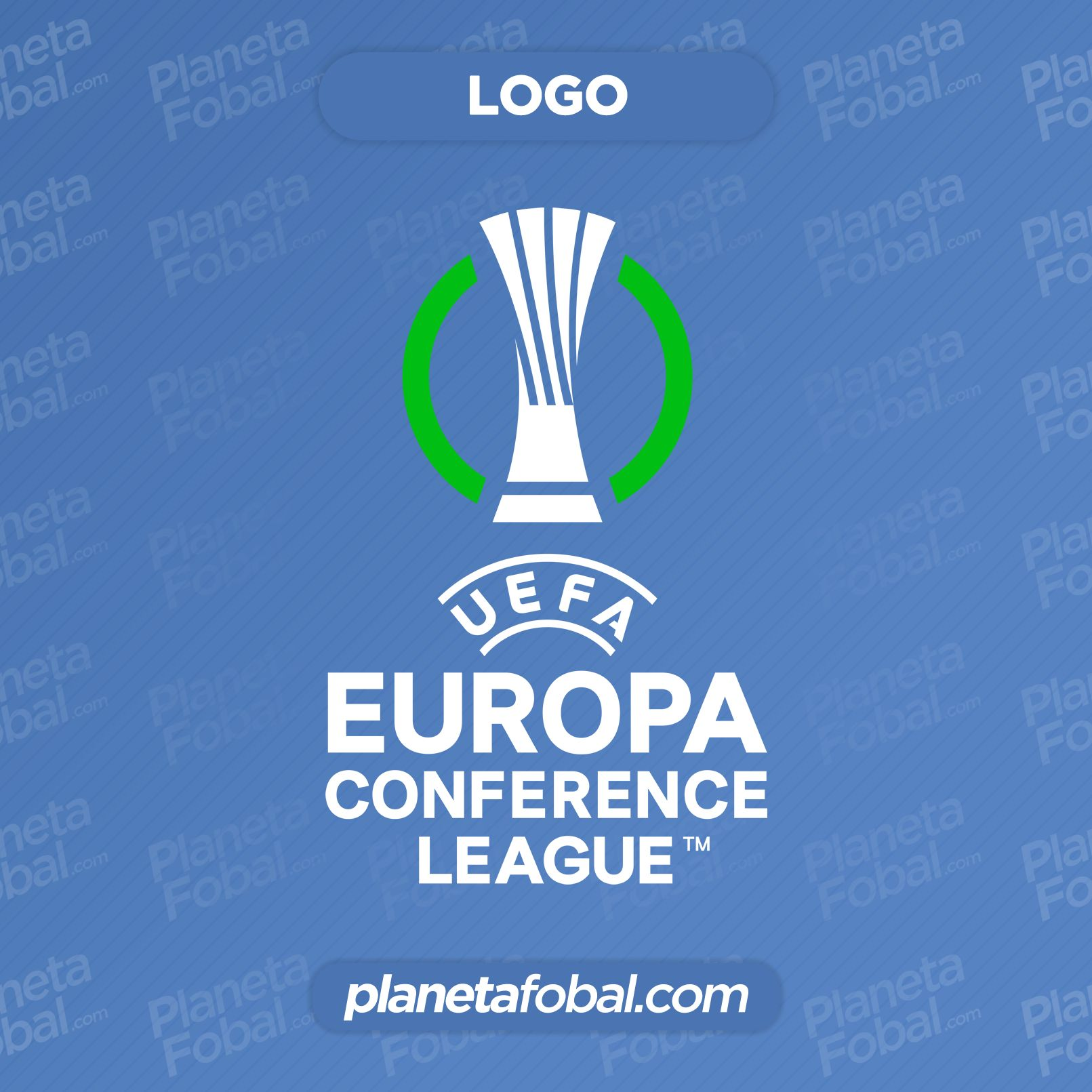 Logo oficial de la UEFA Europa Conference League
