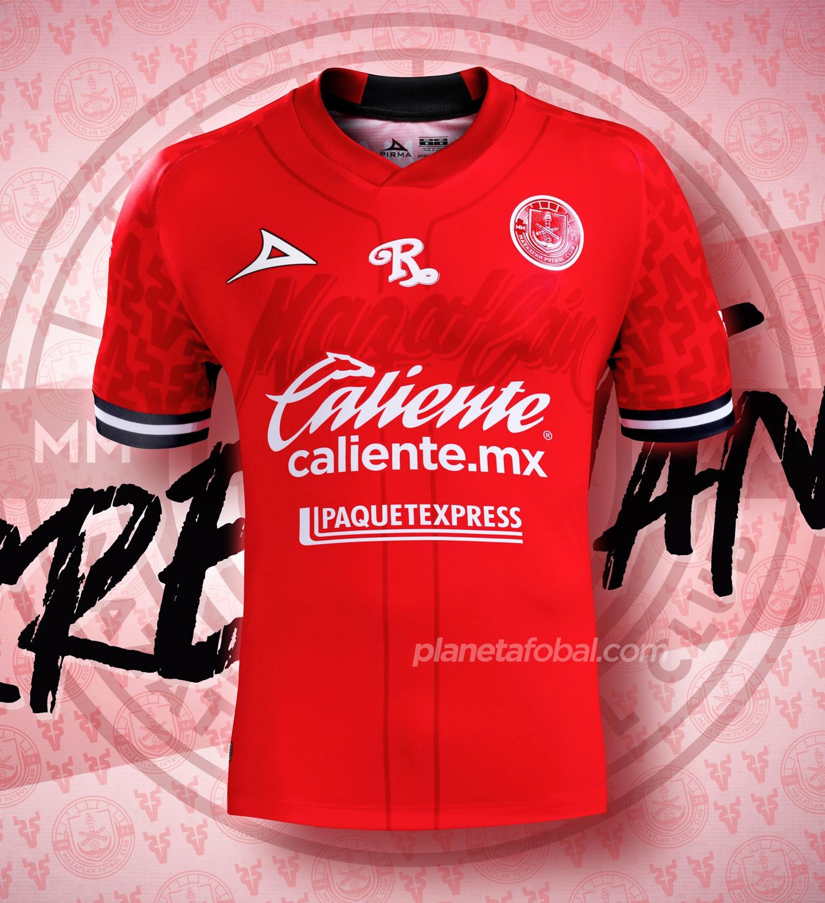 Tercera camiseta del Mazatlán FC 2020/21 | Imagen Pirma