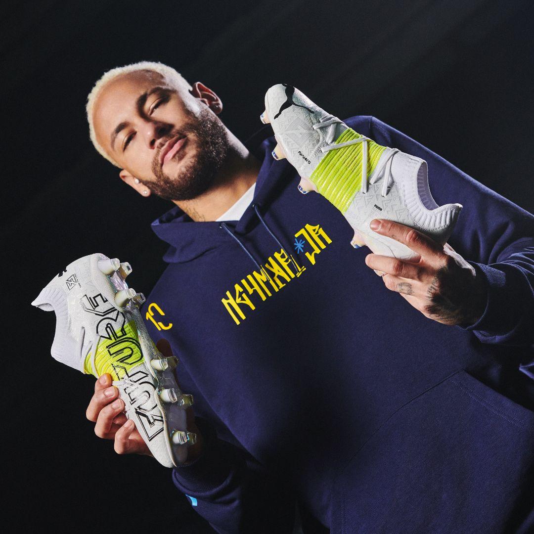 Botines Puma Future Z de Neymar Jr.