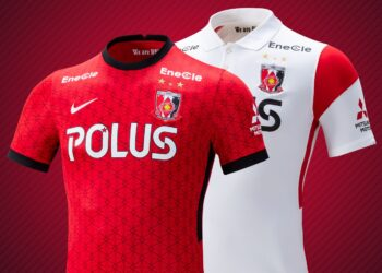 Camisetas Nike del Urawa Red Diamonds 2021