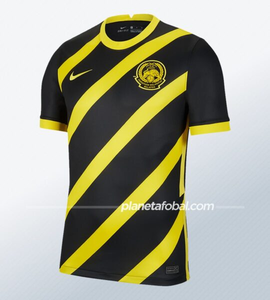 Maillots Nike Malaisie 2020/21 | Image FAM