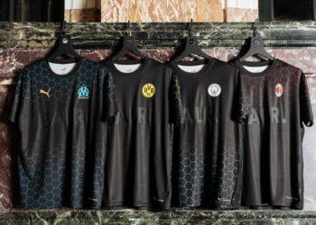 Camisetas Puma x BALR 2020