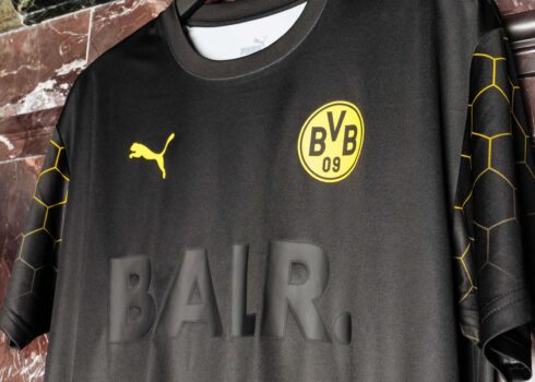 Camiseta Puma del Borussia Dortmund x BALR 2020