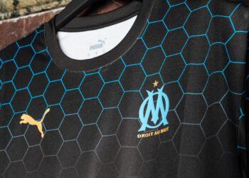 Camiseta Puma del Olympique de Marsella x BALR 2020