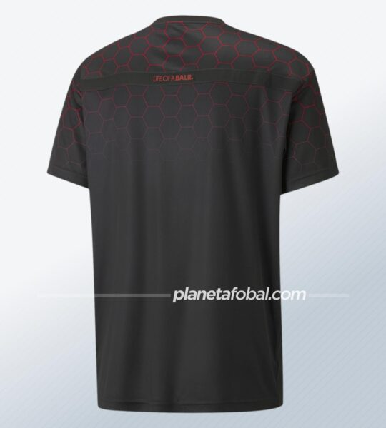 Camiseta Puma del AC Milan x BALR 2020