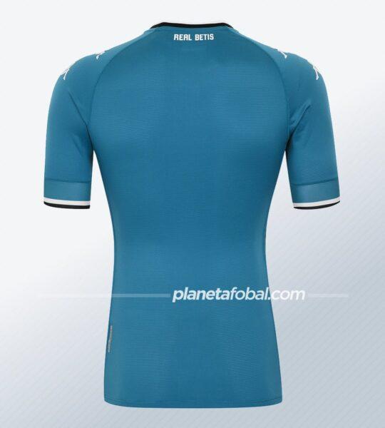 Cuarta camiseta Kappa del Betis 2020/21   Imagen Web Oficial