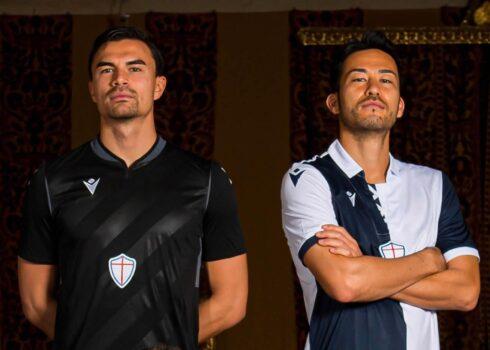 """Camiseta Macron de la Sampdoria """"Andrea Doria"""""""