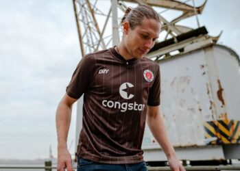 Camiseta DIIY del St. Pauli 2021/22 | Imagen Web Oficial