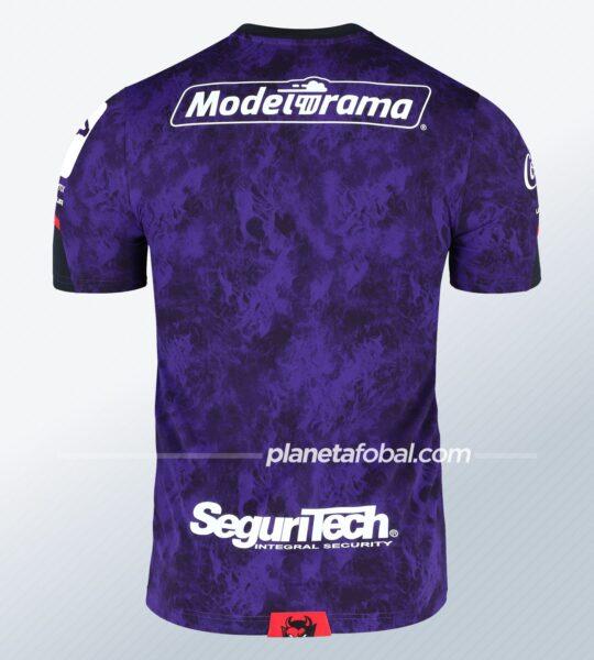 Tercera camiseta 2021 Under Armour del Toluca | Imagen Web Oficial