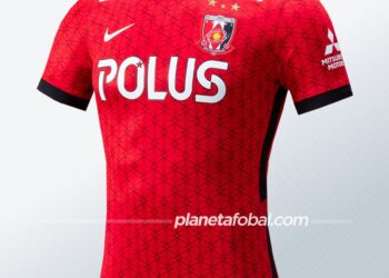 Camiseta Nike del Urawa Red Diamonds 2021 | Imagen Web Oficial