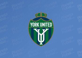 Nuevo escudo del York United Football Club | Imagen Web Oficial