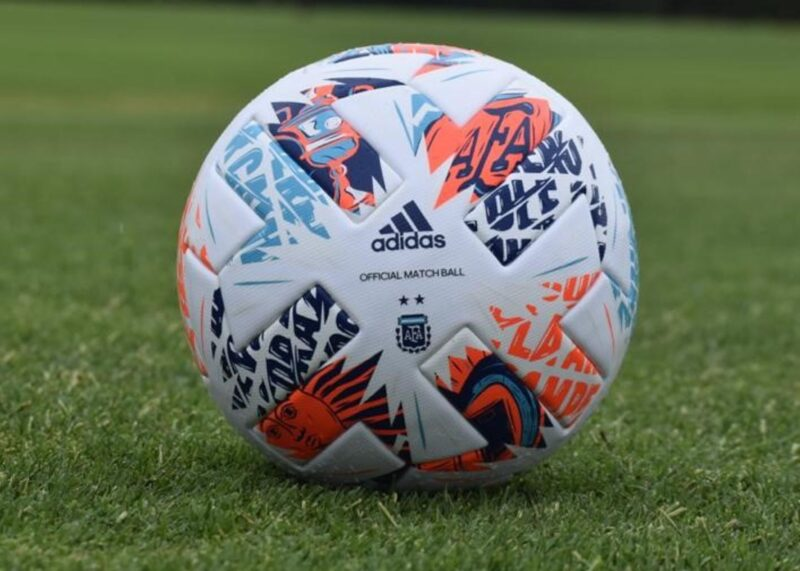 Balón adidas Argentum 2021 | Imagen AFA