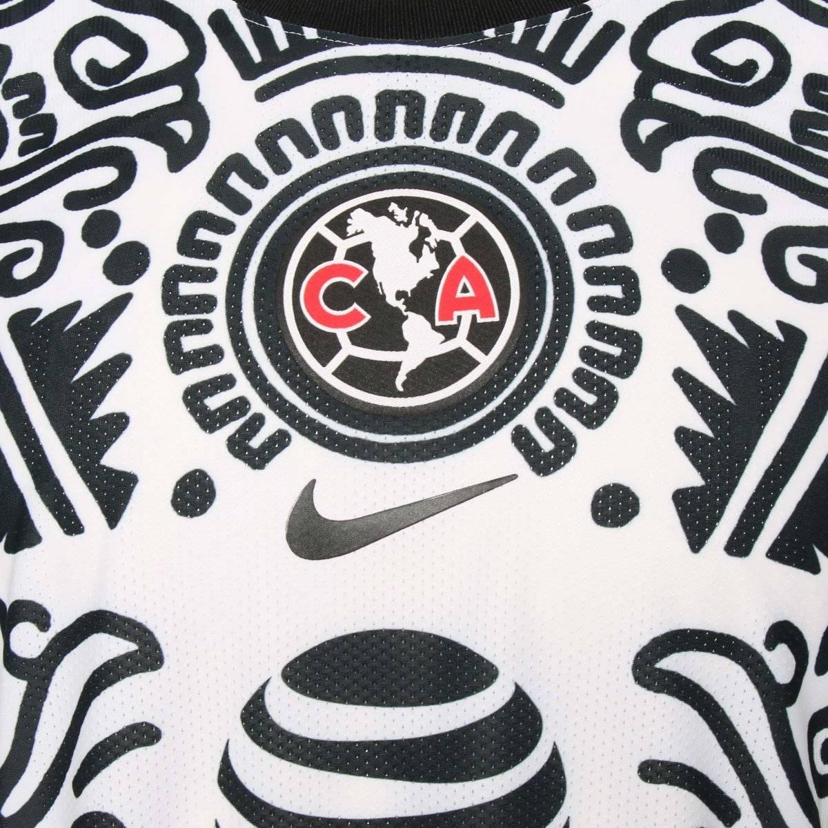 Tercera camiseta Nike del Club América 2021