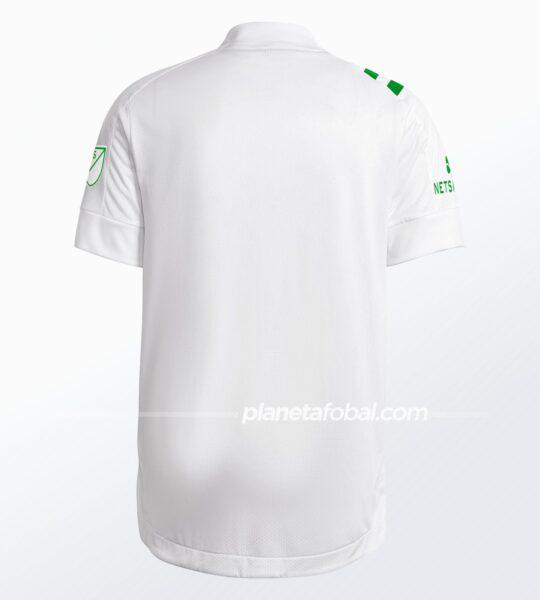 Camiseta suplente adidas de Austin FC MLS 2021   Imagen Web Oficial
