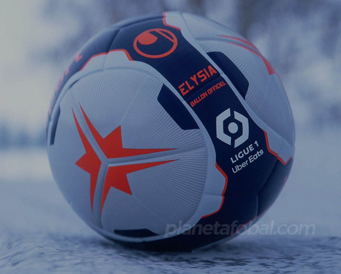 Balón uhlsport «Elysia» Ligue 1 2021