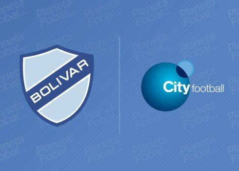 El Club Bolívar se suma al City Football Group
