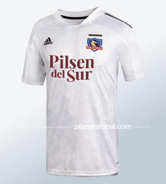 Camiseta local adidas del Colo Colo 2021