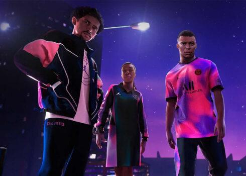 Cuarta camiseta del PSG 2021 x Jordan | Imagen Nike