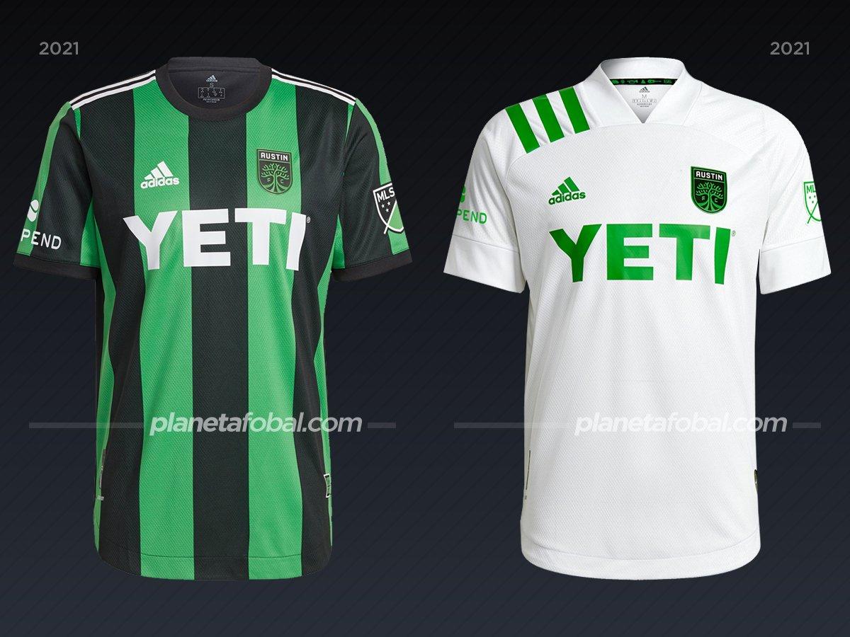 Austin FC | Camisetas de la MLS 2021