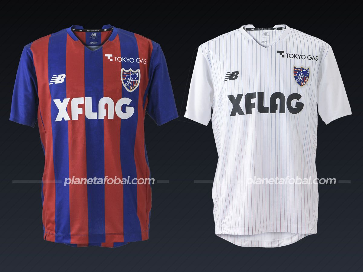 FC Tokyo (New Balance) | Camisetas de la liga japonesa 2021