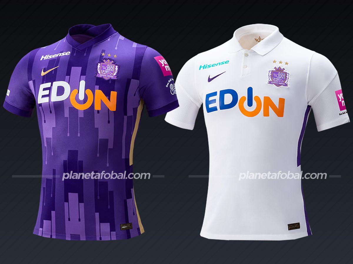 Sanfrecce Hiroshima (Nike) | Camisetas de la liga japonesa 2021