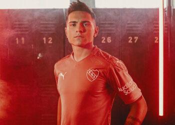 Camisetas Puma de Independiente 2021 | Imagen Web Oficial