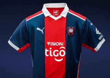 Camiseta Puma de Cerro Porteño 2021