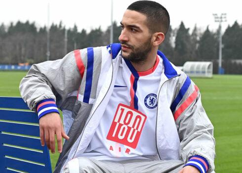 "Cuarta camiseta Nike del Chelsea ""Air Max"" 2021"