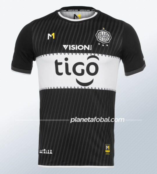 Camiseta alternativa Meta Sports del Club Olimpia 2021
