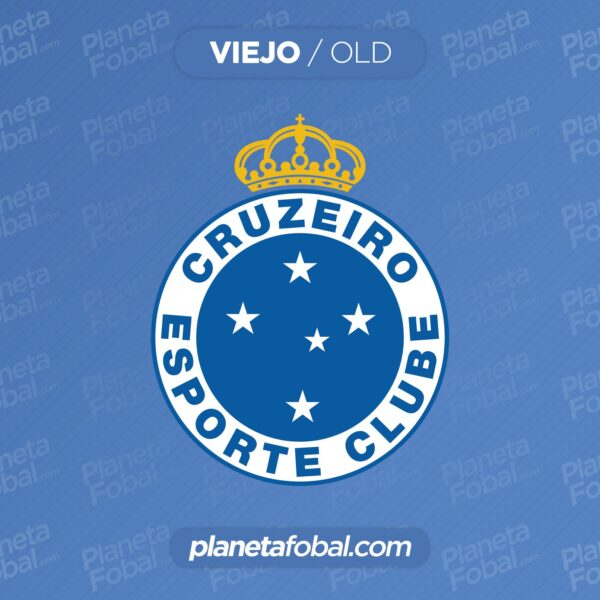 Escudo del Cruzeiro usado desde 2004 a 2020   Imagen Web Oficial
