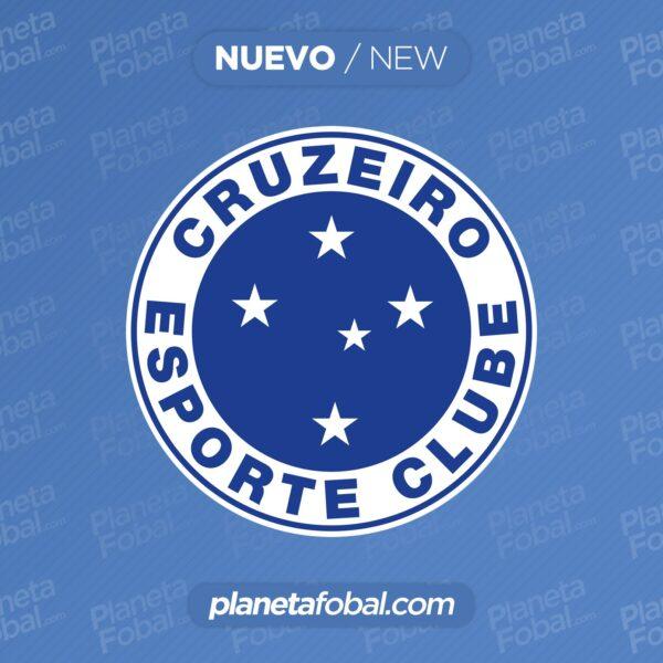 Nuevo escudo del Cruzeiro desde 2021   Imagen Web Oficial