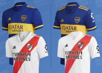 Camisetas adidas de Boca y River: HEAT.RDY vs AEROREADY