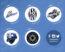 Evolución del escudo 1993 → 2021